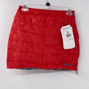 Arctix Girls Melon Insulated Quilted Snow Skirt S